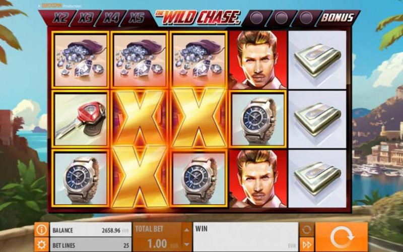 slot1234 The Wild Chase